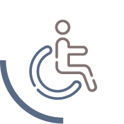 Accessibile ai disabili